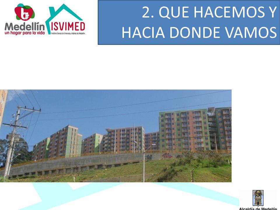 2. QUE HACEMOS Y HACIA DONDE VAMOS