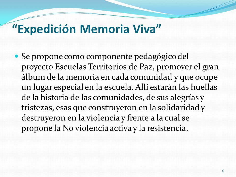 Expedición Memoria Viva