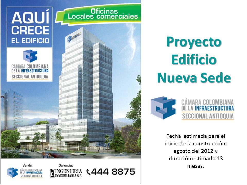 Proyecto Edificio Nueva Sede