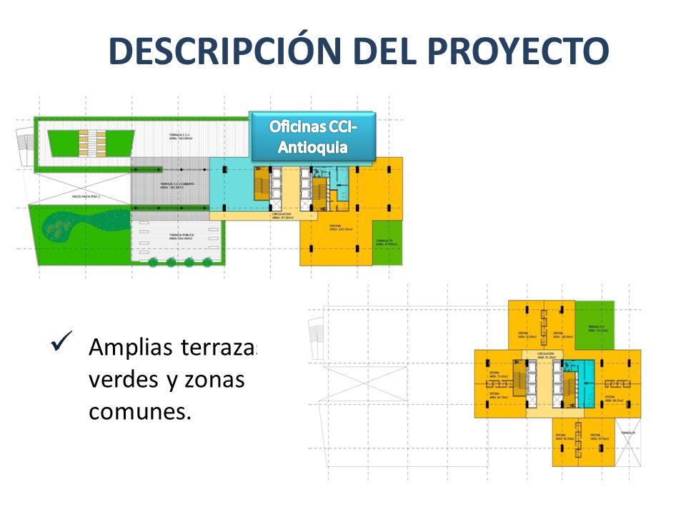 Oficinas CCI-Antioquia