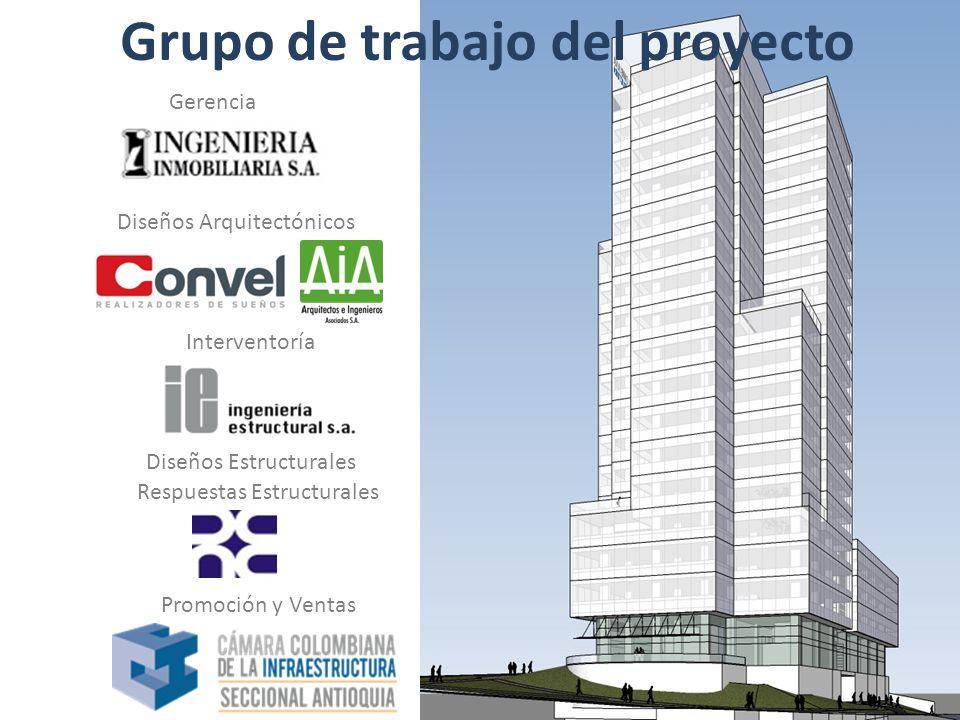 Grupo de trabajo del proyecto