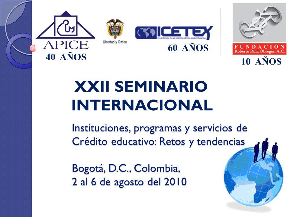 XXII SEMINARIO INTERNACIONAL