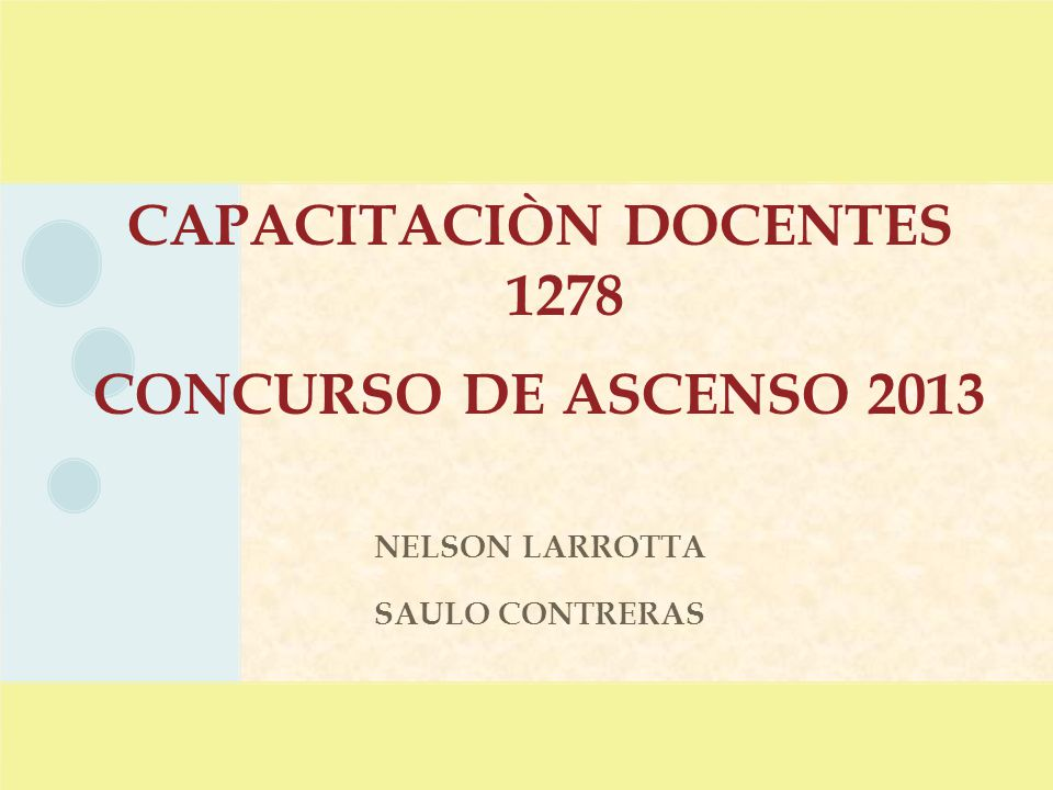 CAPACITACIÒN DOCENTES 1278
