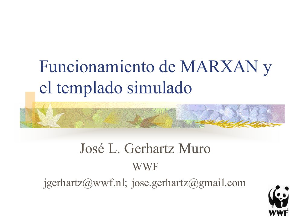 Funcionamiento de MARXAN y el templado simulado
