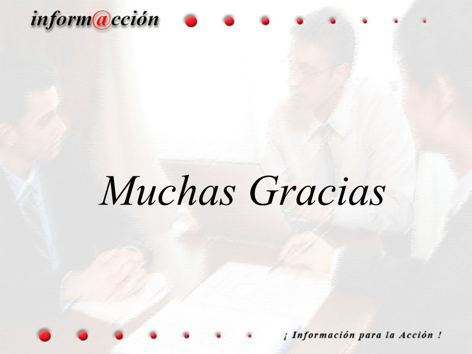 Muchas Gracias 22