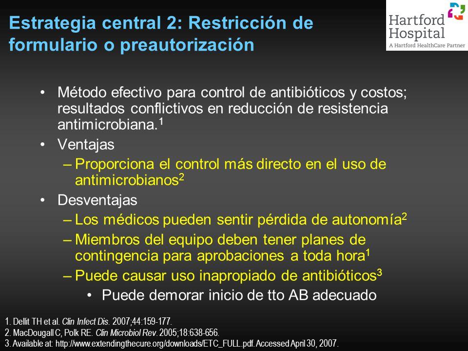 Estrategia central 2: Restricción de formulario o preautorización