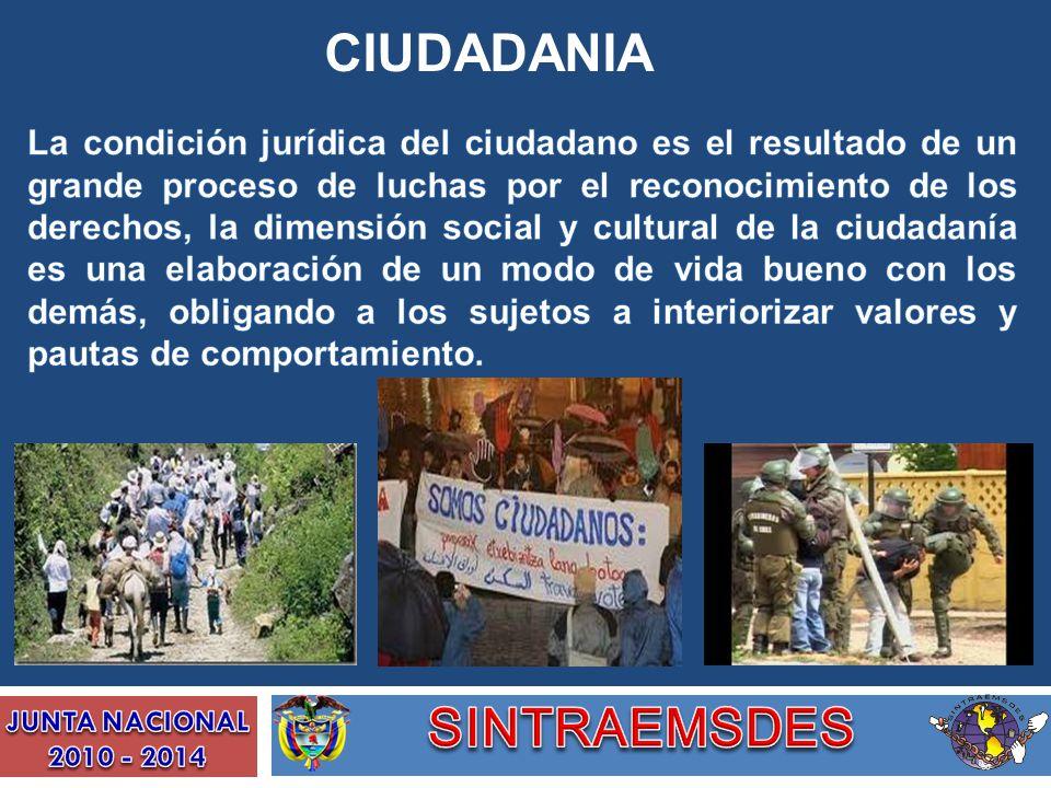 CIUDADANIA SINTRAEMSDES