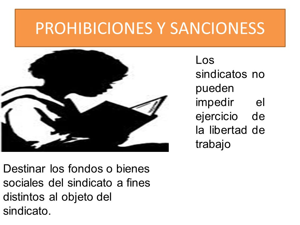 PROHIBICIONES Y SANCIONESS