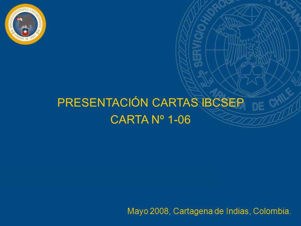 PRESENTACIÓN CARTAS IBCSEP