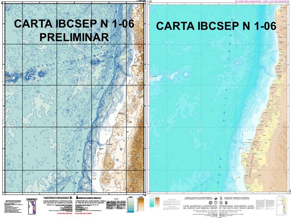 CARTA IBCSEP N 1-06 PRELIMINAR CARTA IBCSEP N 1-06