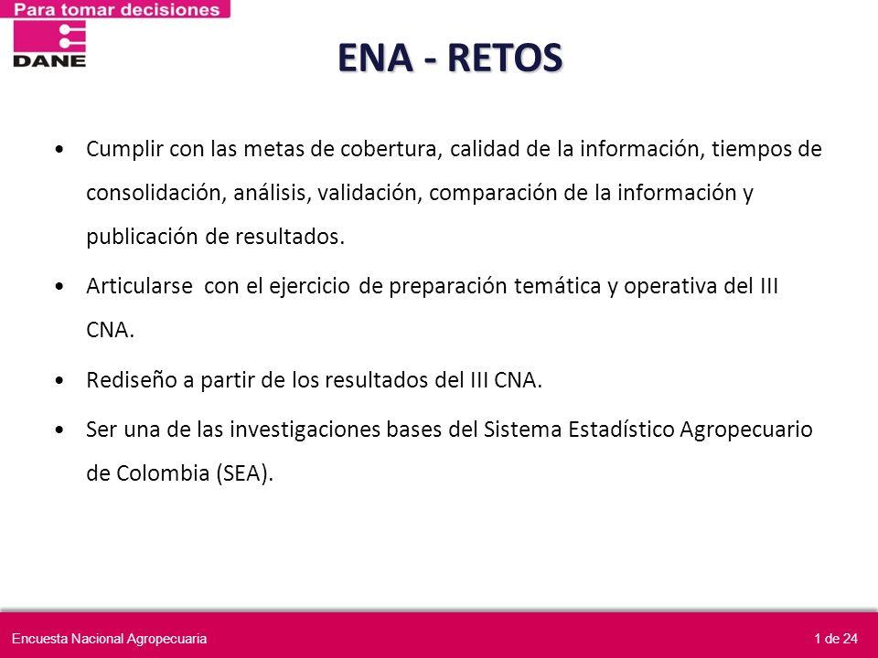 ENA - RETOS