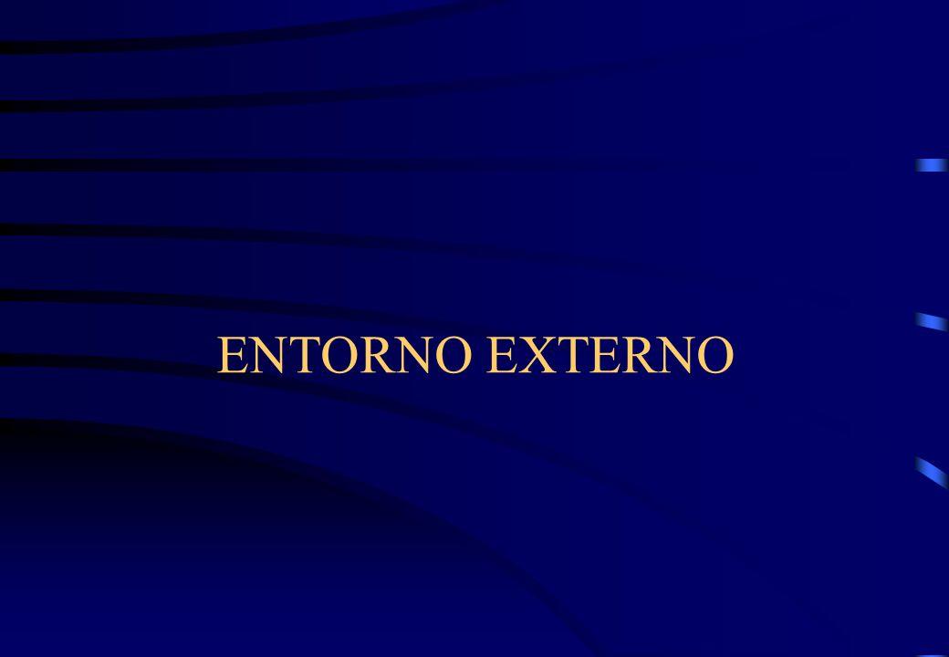 ENTORNO EXTERNO