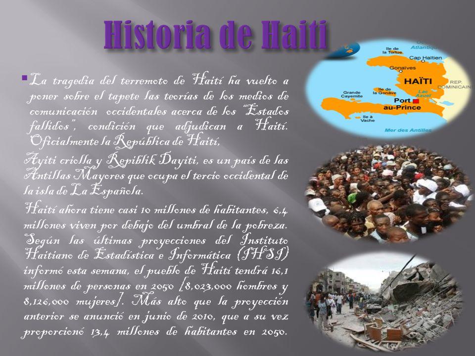 Historia de Haiti