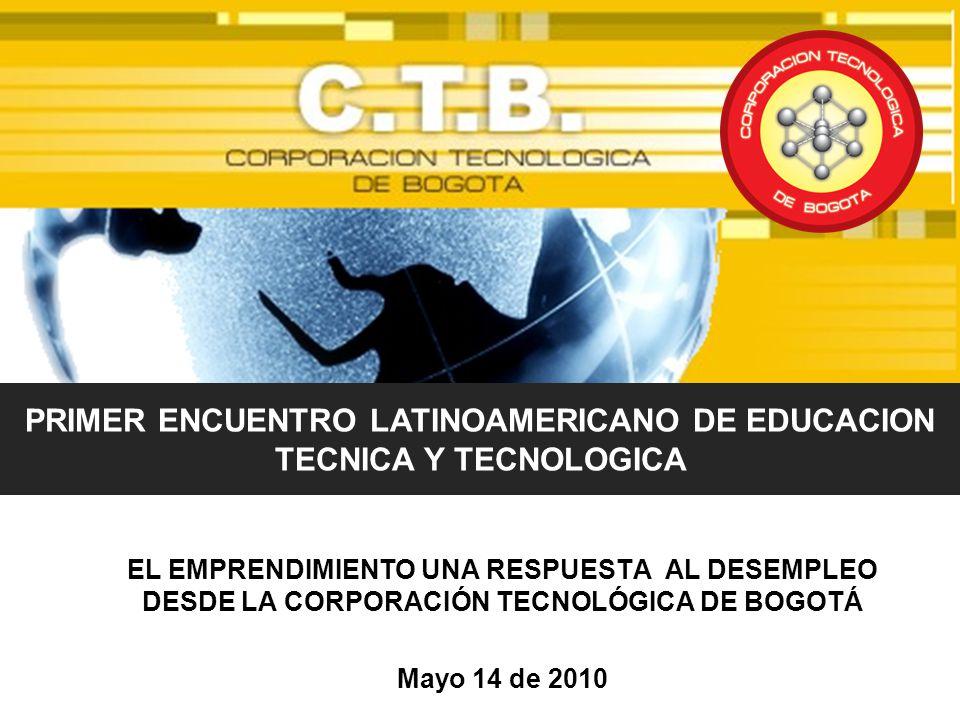 PRIMER ENCUENTRO LATINOAMERICANO DE EDUCACION TECNICA Y TECNOLOGICA