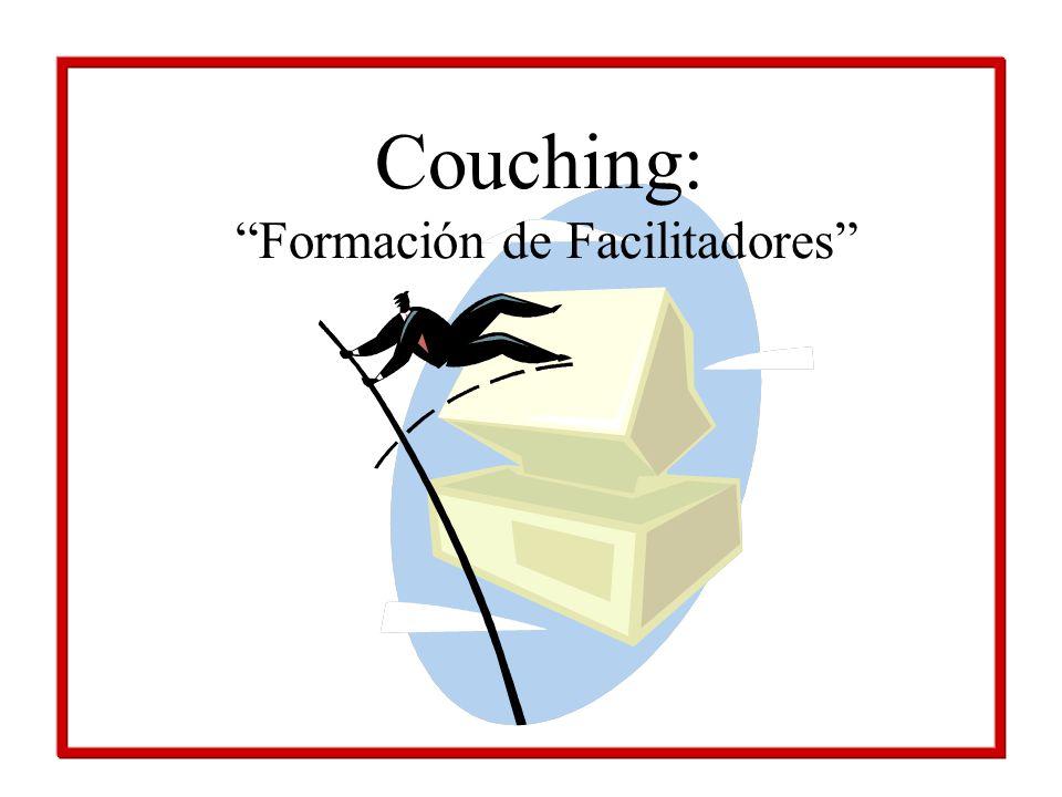 Couching: Formación de Facilitadores