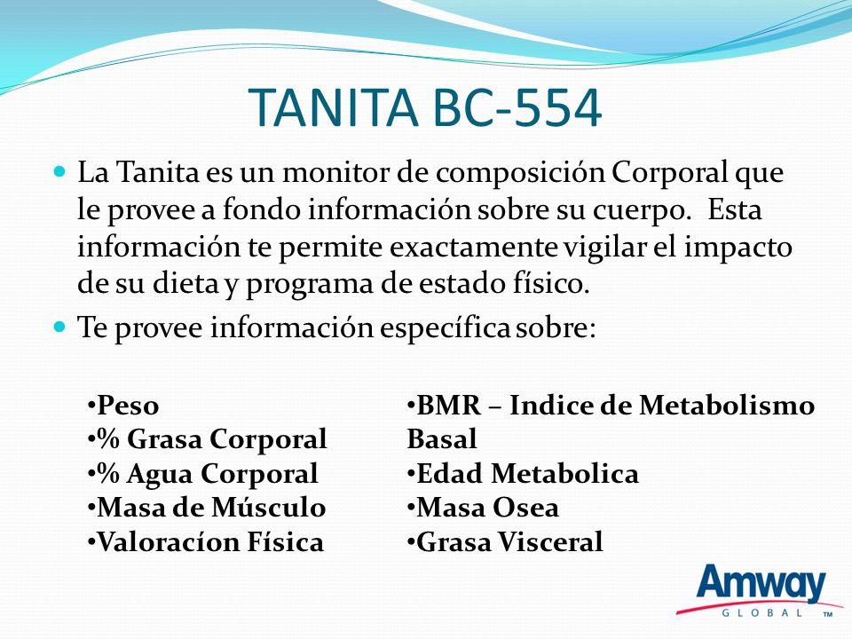 TANITA BC-554