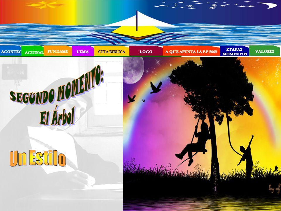 EL PROYECTO EDUCATIVO - PASTORAL SALESIANO (PEPS) SEGUNDO MOMENTO: