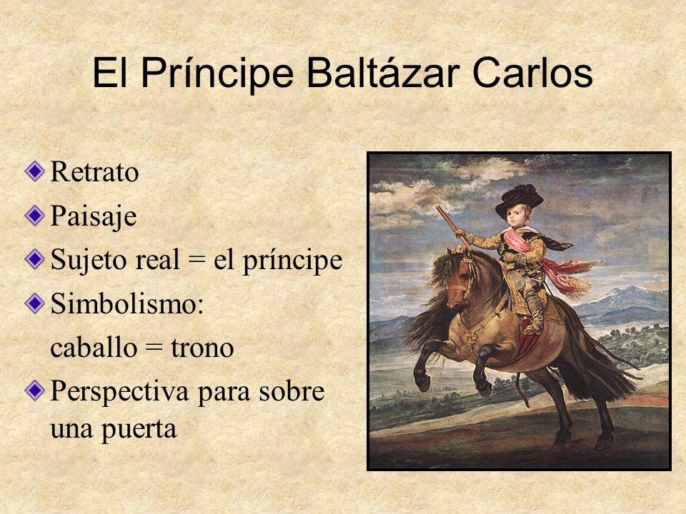 El Príncipe Baltázar Carlos