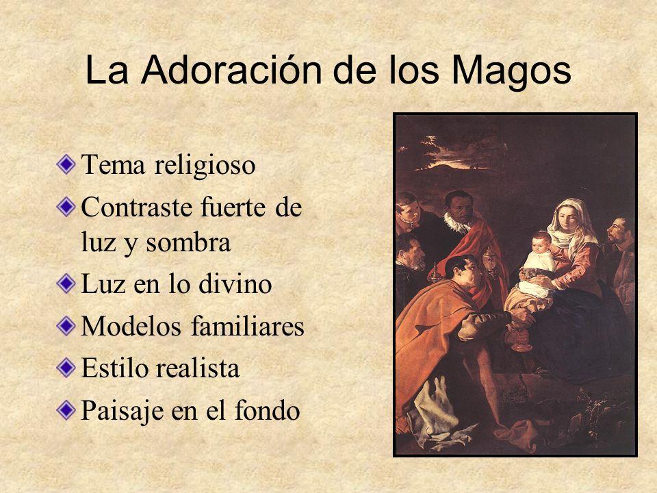 La Adoración de los Magos