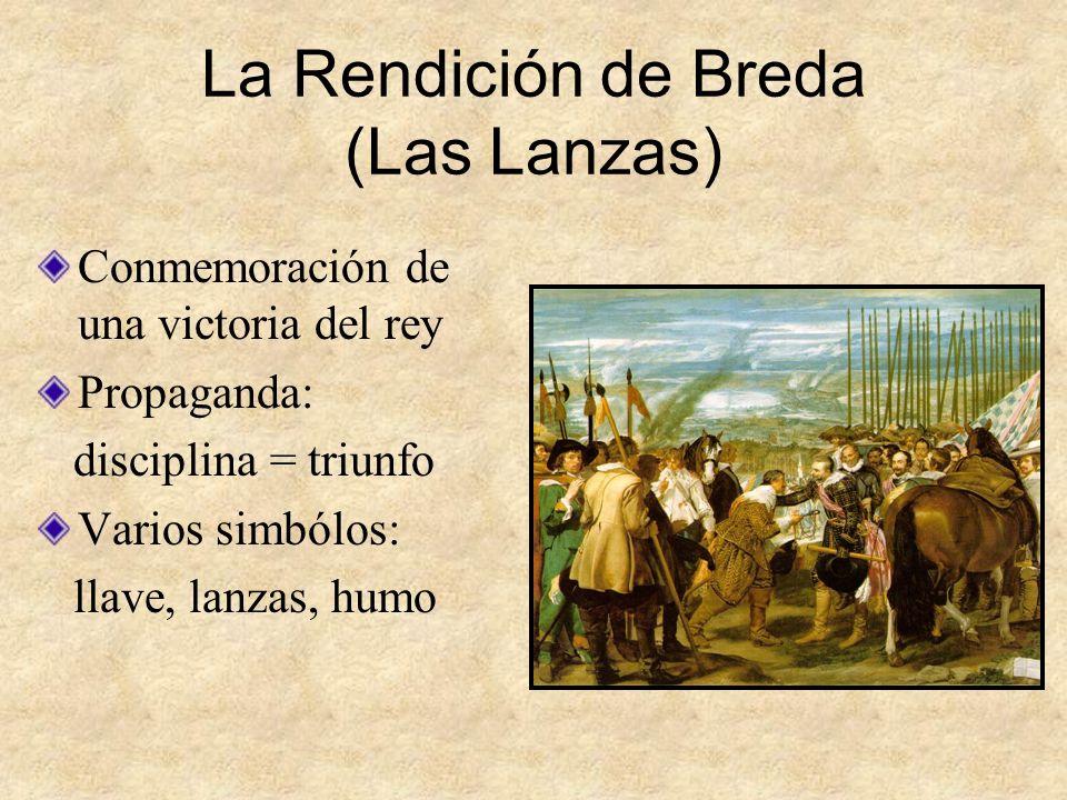 La Rendición de Breda (Las Lanzas)