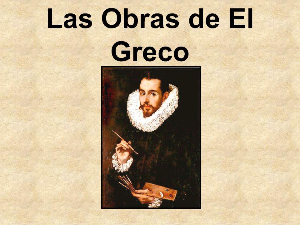 Las Obras de El Greco
