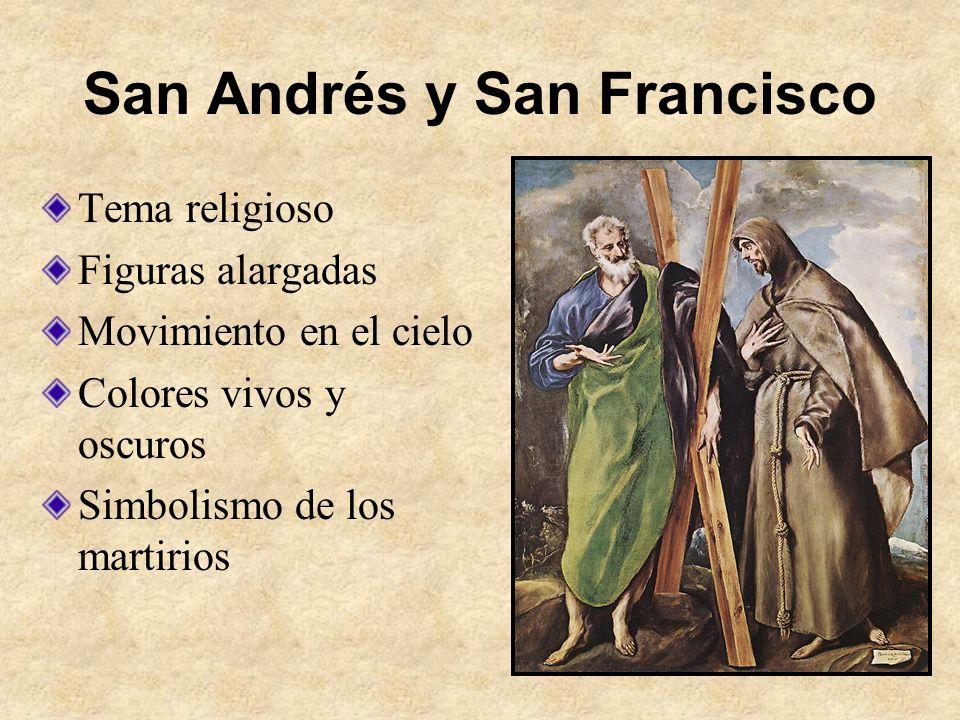 San Andrés y San Francisco
