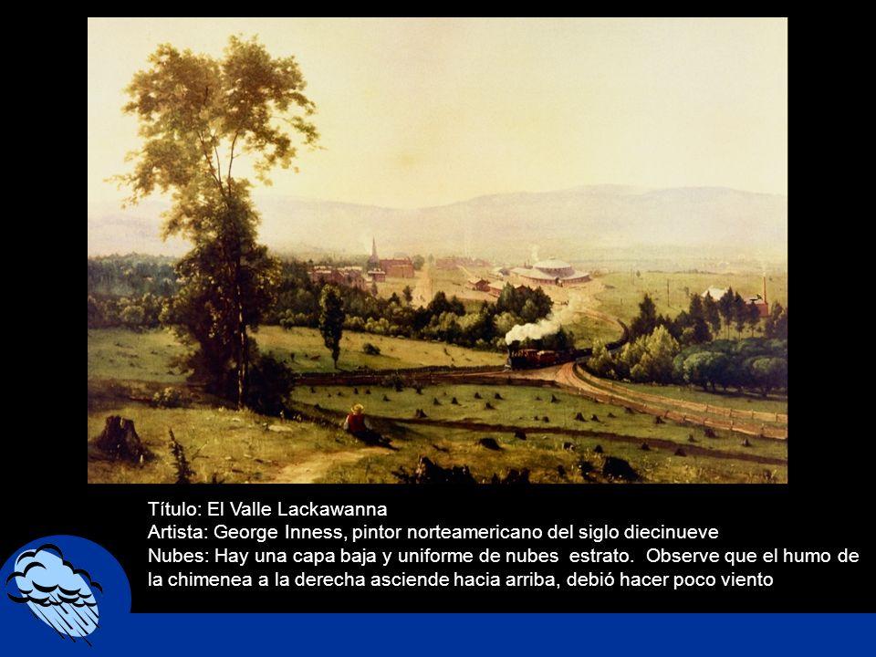 Título: El Valle Lackawanna