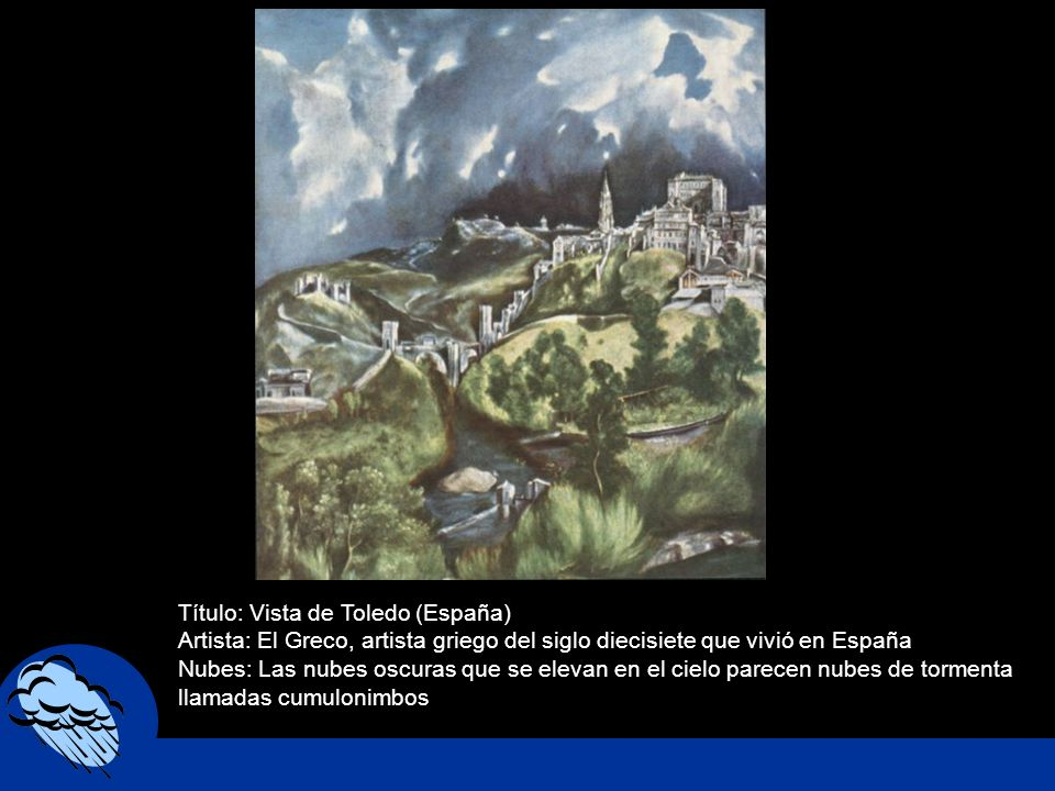 Título: Vista de Toledo (España)