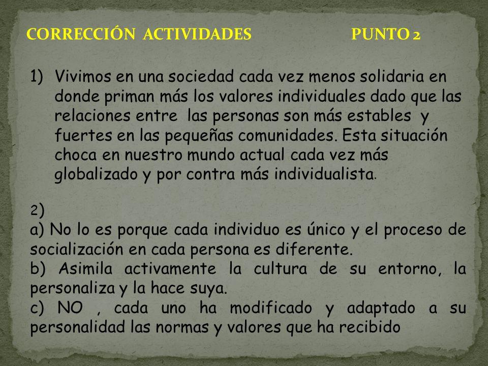 CORRECCIÓN ACTIVIDADES PUNTO 2