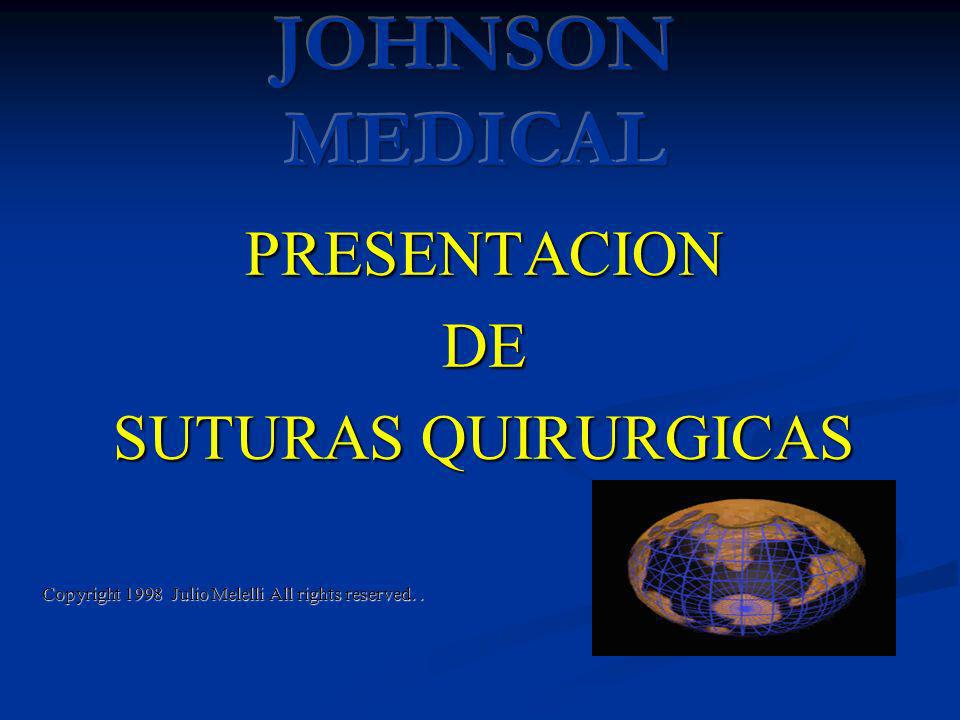 JOHNSON & JOHNSON MEDICAL