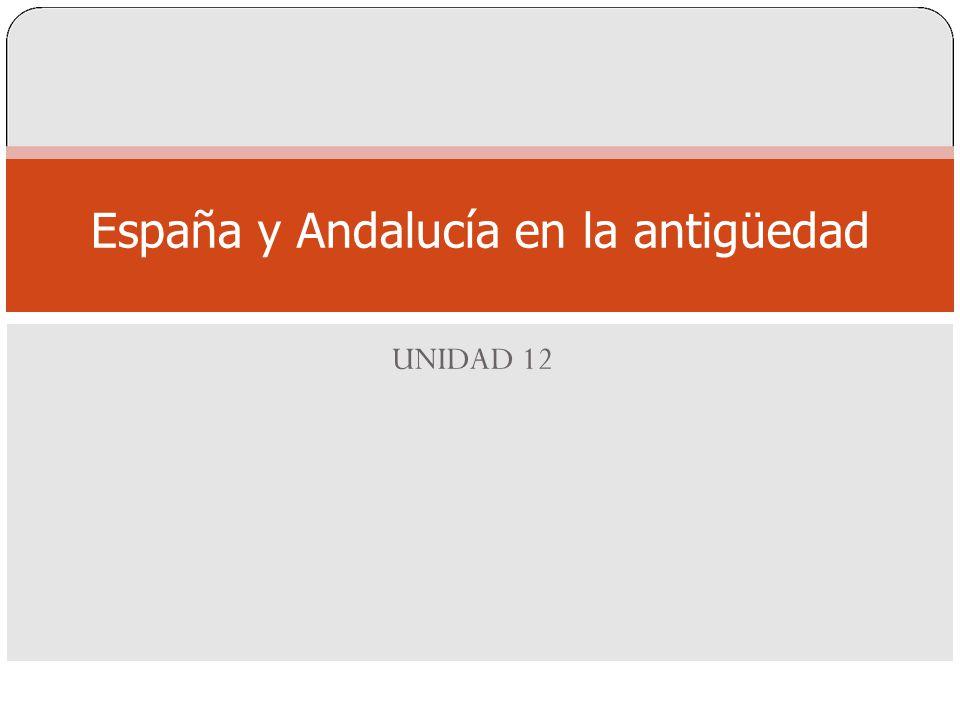 España y Andalucía en la antigüedad