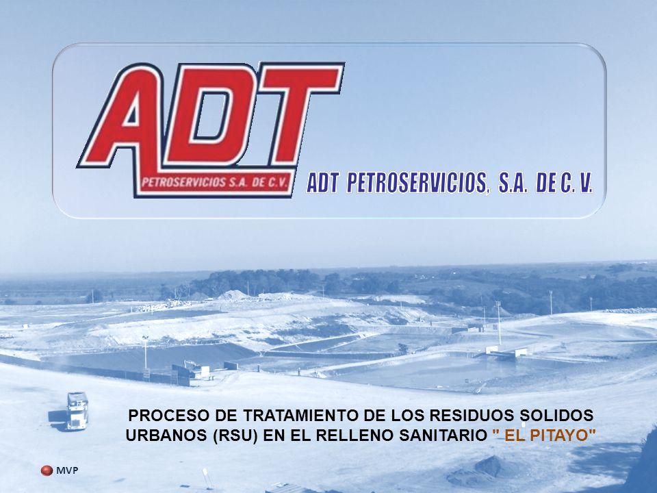 ADT PETROSERVICIOS, S.A. DE C. V.