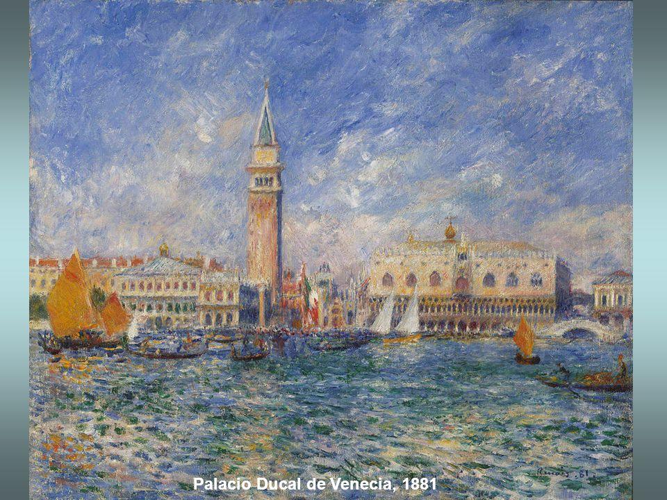 Palacio Ducal de Venecia, 1881