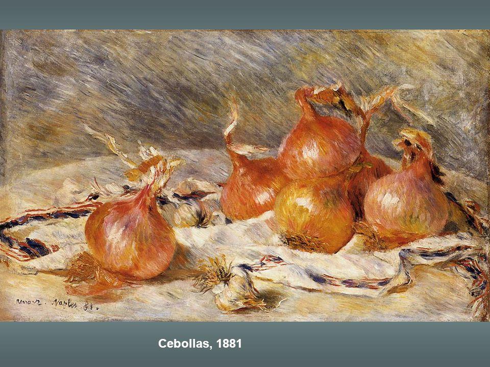 Cebollas, 1881