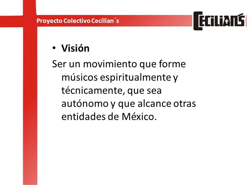 Proyecto Colectivo Cecilian´s
