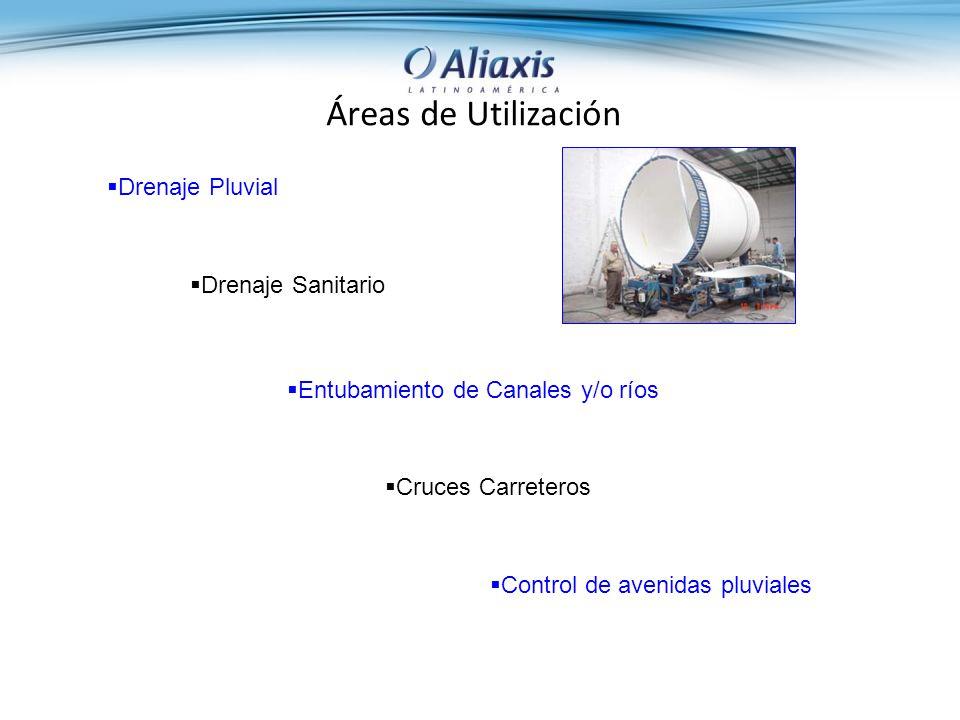 Áreas de Utilización Drenaje Pluvial Drenaje Sanitario