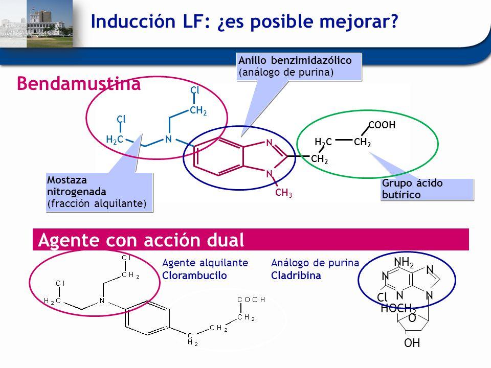 Inducción LF: ¿es posible mejorar