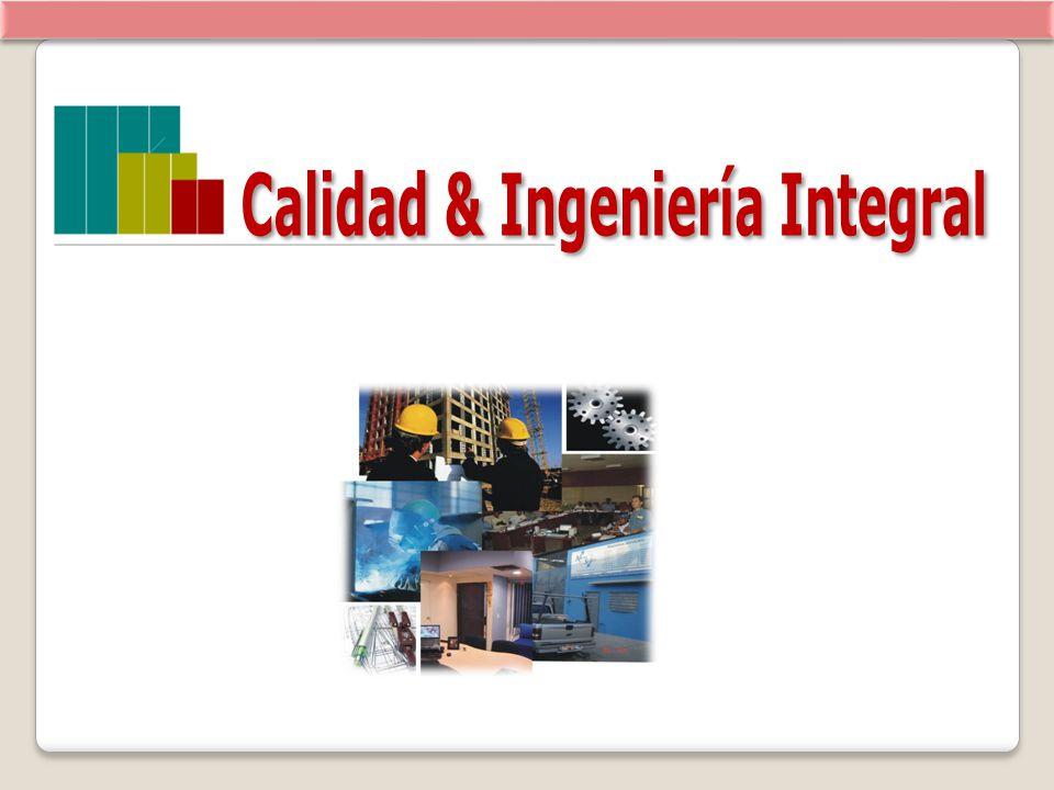Calidad & Ingeniería Integral