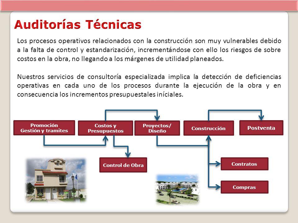 Auditorías Técnicas