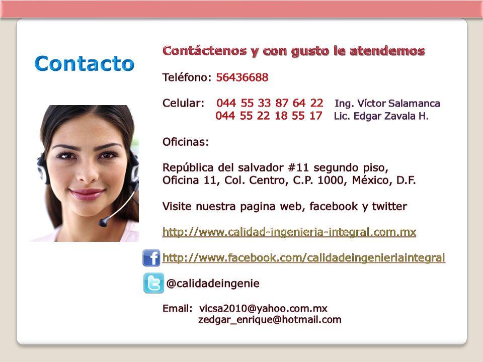 Contacto Contáctenos y con gusto le atendemos Teléfono: 56436688