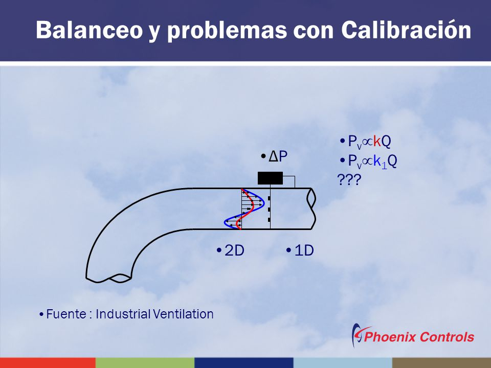 Balanceo y problemas con Calibración