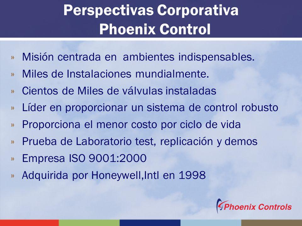 Perspectivas Corporativa Phoenix Control