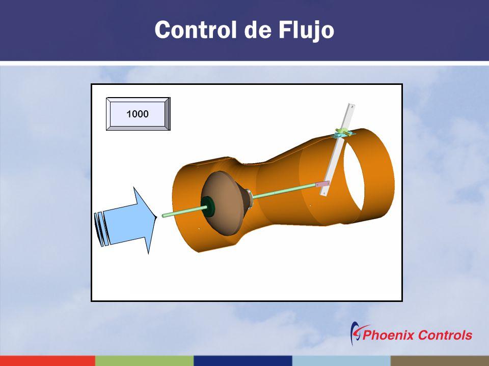 Control de Flujo 800 1000 600 400 100 200 300 50