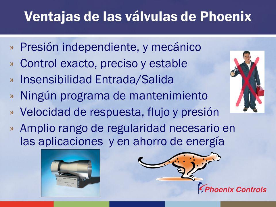 Ventajas de las válvulas de Phoenix