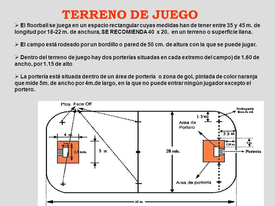 TERRENO DE JUEGO