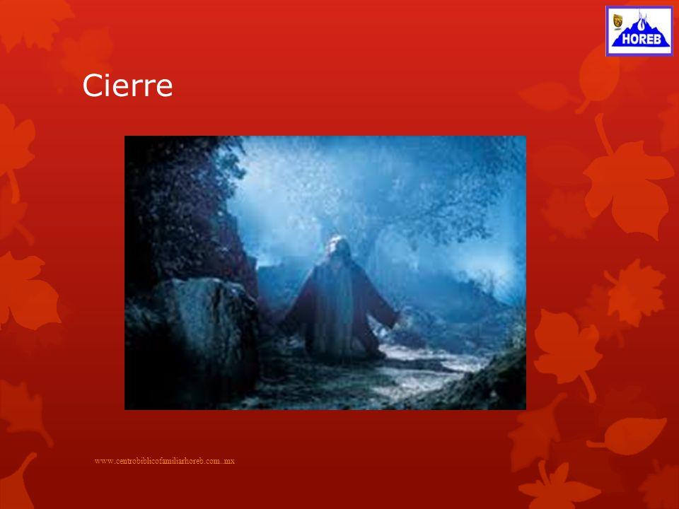 Cierre www.centrobiblicofamiliarhoreb.com..mx