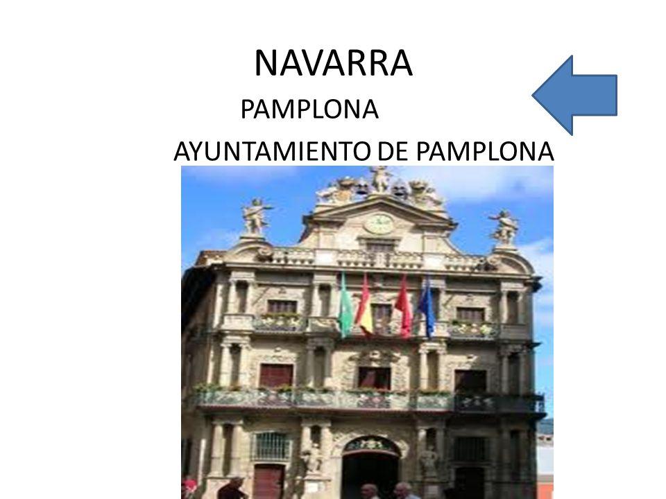 NAVARRA PAMPLONA AYUNTAMIENTO DE PAMPLONA