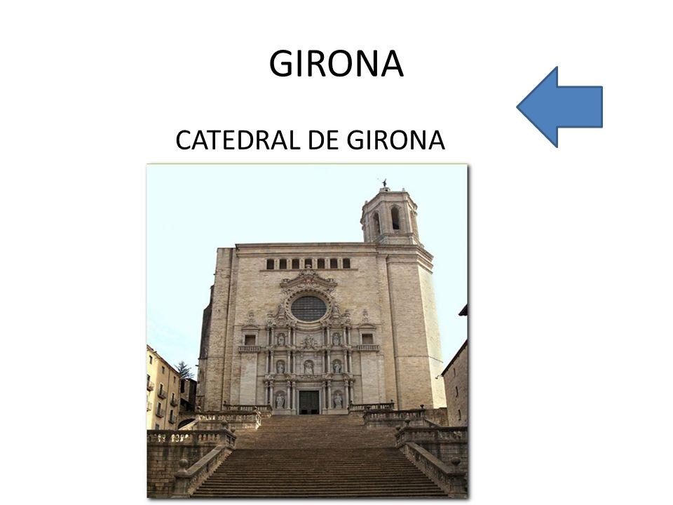 GIRONA CATEDRAL DE GIRONA