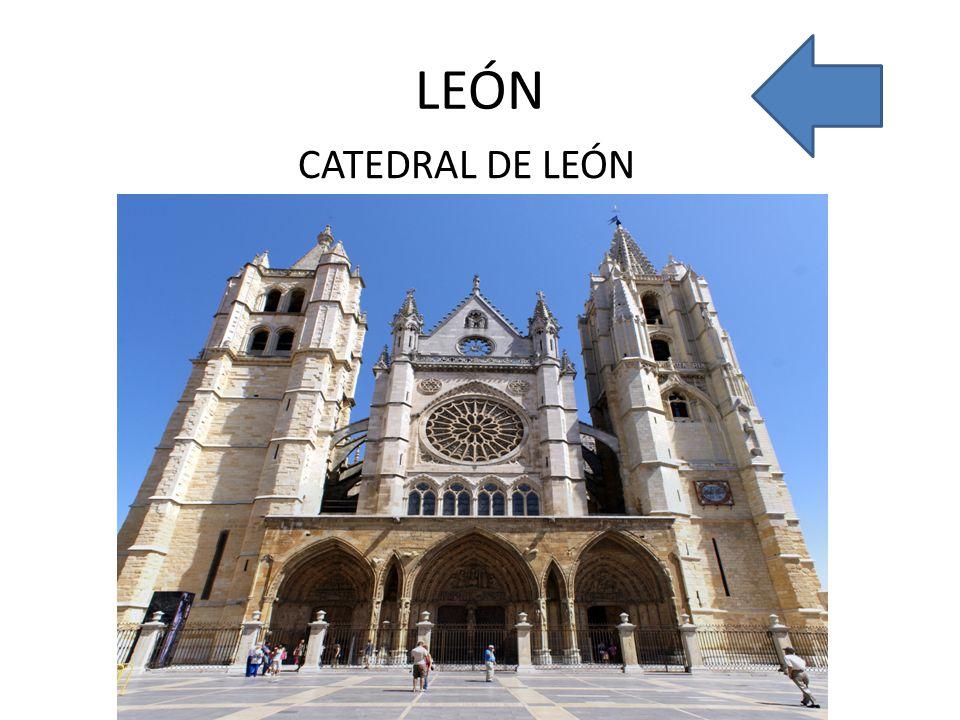 LEÓN CATEDRAL DE LEÓN