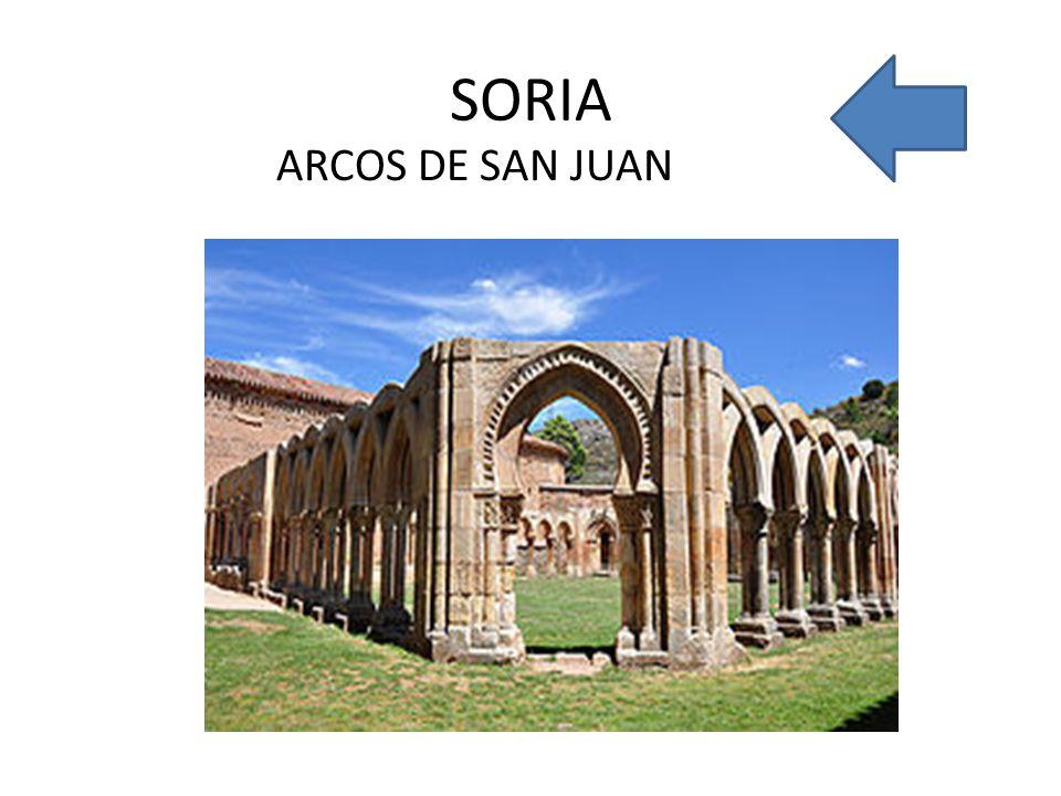 SORIA ARCOS DE SAN JUAN
